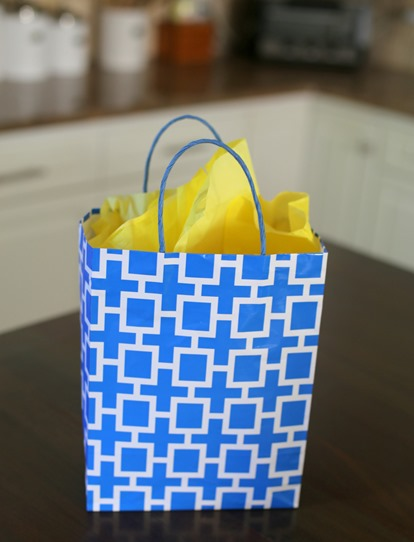 Father's Day Gift Bag
