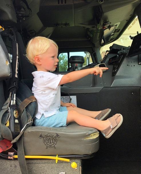 Fire truck Toddler