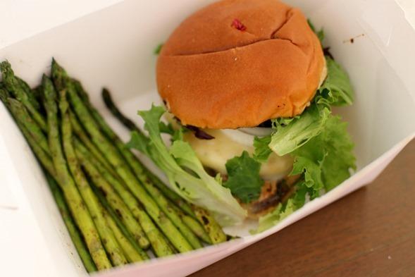 Fresh Chef Kitchen Hawaiian Chicken Sandwich