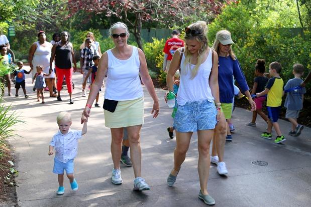 Jacksonville Zoo Chase Julie Grammie