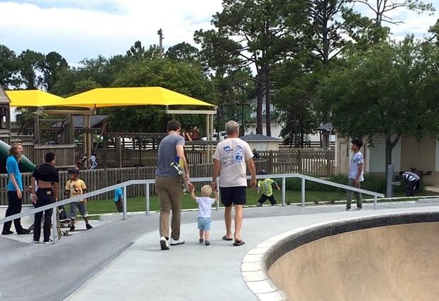 Jax Beach Skate Park
