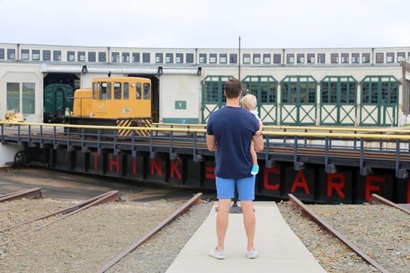 NC Transportation Museum Spencer NC