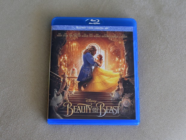 beauty and the beast emma watson bluray