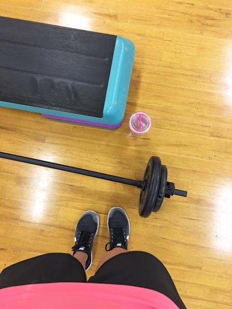 bodypump workout