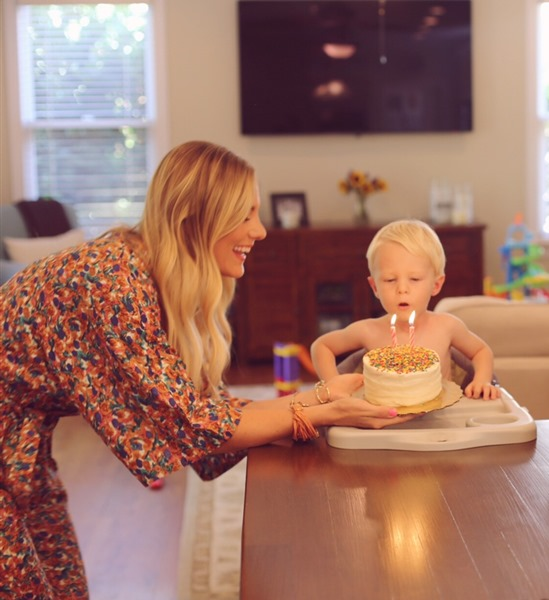 Chase Second Birthday
