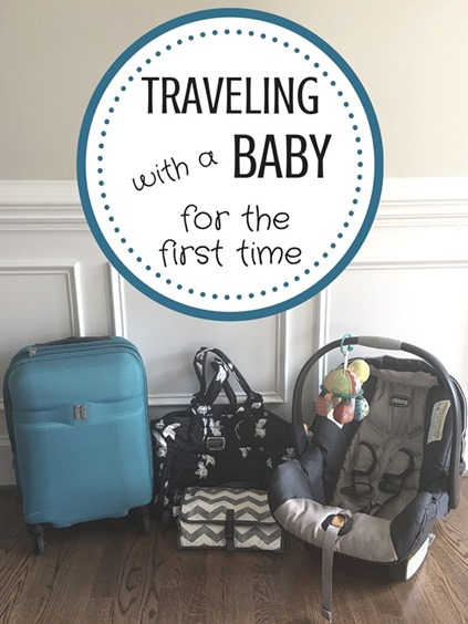 Flying With A Baby For The First Time