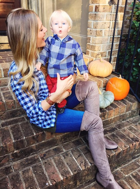 Julie Fagan Chase 15 Months