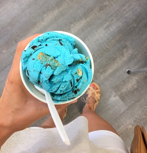 Two Scoops Creamery Cookie Monster