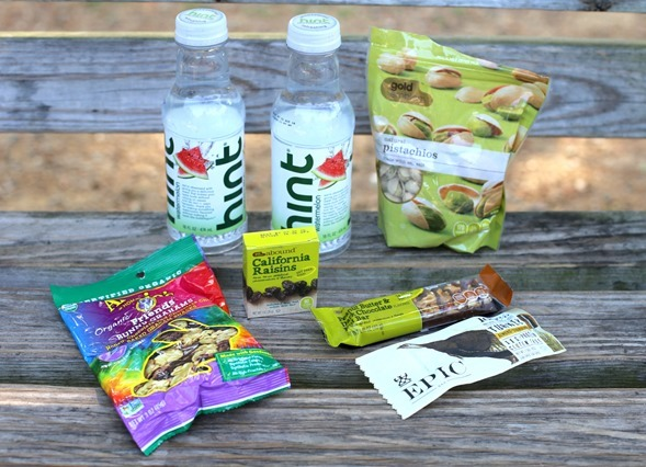 Healthy CVS Snacks