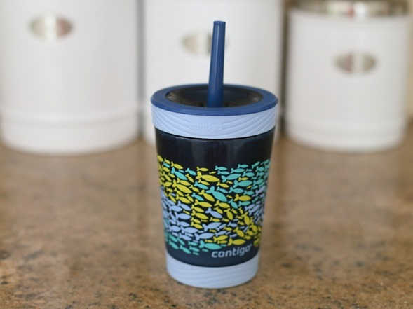 contigo spill proof tumbler kids