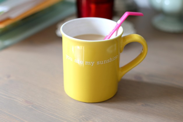 Coffee You Are My Sunshine Mug