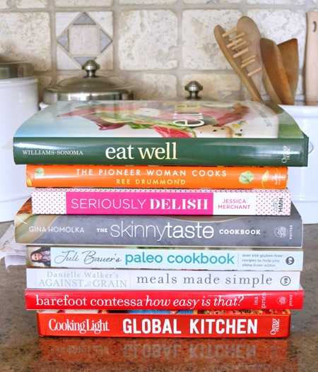 Favorite Easy Cookbooks