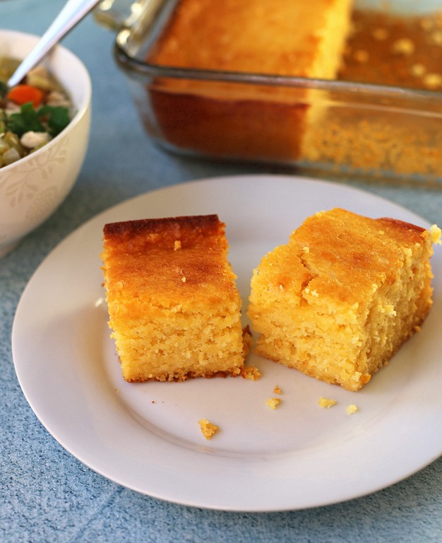 Winning Cornbread Recipe Best Sweet Cornbread Ever