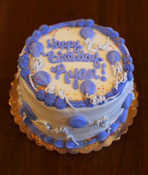 Happy Birthday Ryan Cake Whole Foods