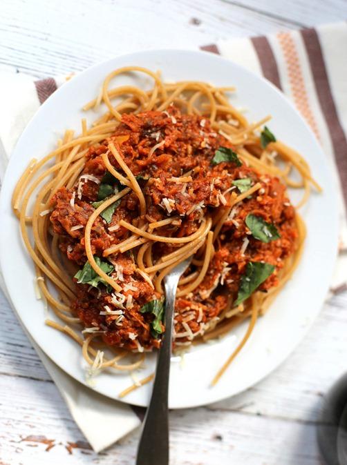 Vegetable Bolognese Recipe