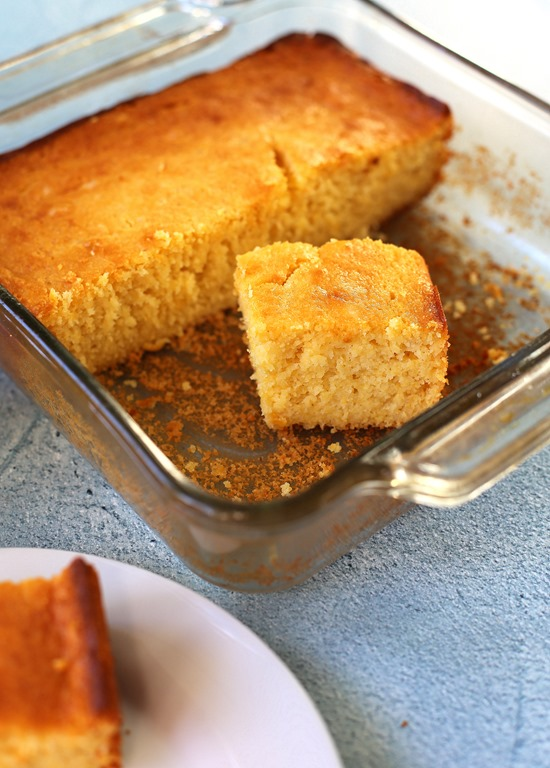 Best Sweet Cornbread Recipe