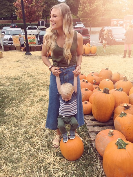 pumpkin patch julie chase