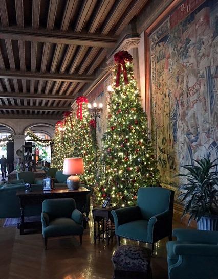 biltmore christmas trees