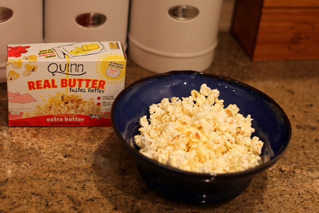 quinn movie theatre butter