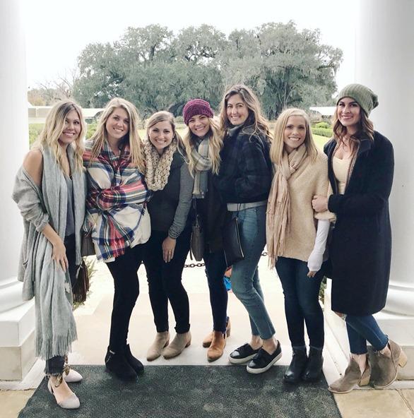 Charleston Girls Weekend