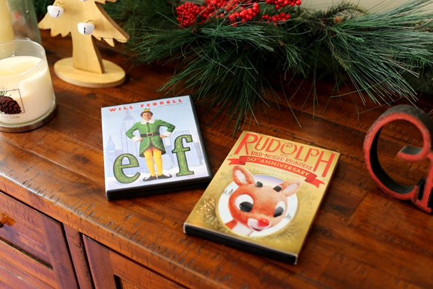 Elf and Rudolph