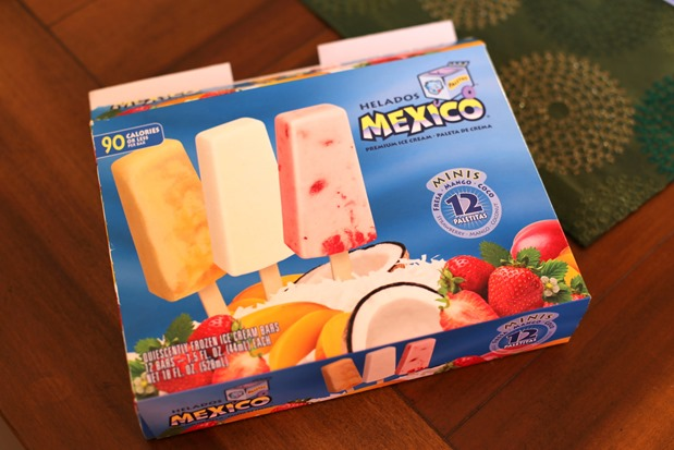 Helados Popsicles Minis