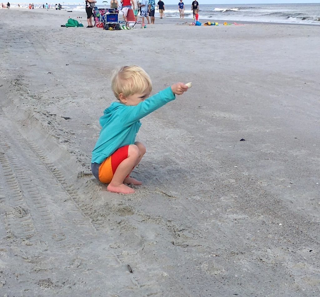 Jacksonville Beach Toddler