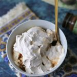Maple Cinnamon Whipped Cream