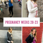Pregnancy Weeks 20-23