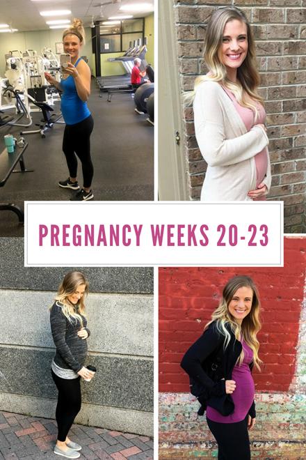 Pregnancy Weeks 20-23