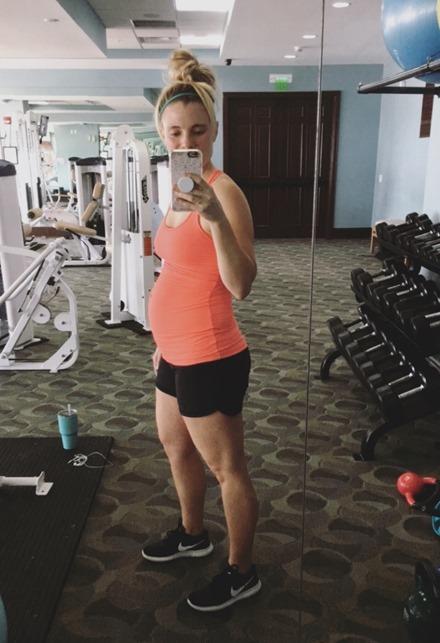 24 weeks pregnant baby 2