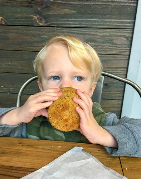 Bravo Bakery Muffin Gluten Free Clean Juice