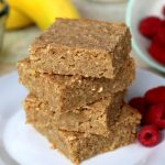 Healthy Blender Breakfast Bars