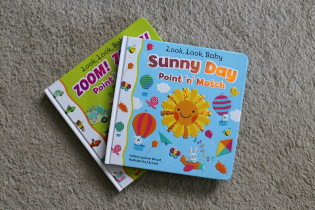 Look Look Baby Matching Books