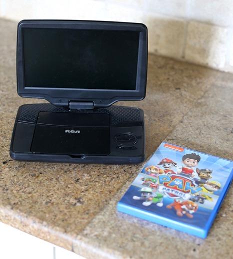 Portable DVD Player Toddler