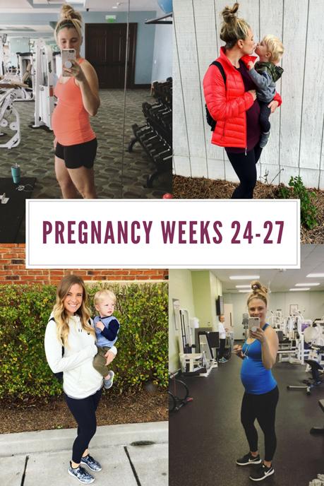 Pregnancy Weeks 24-27 Baby Number 2