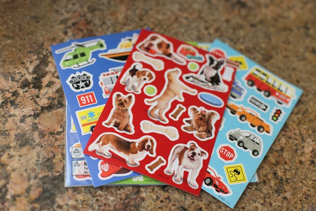Toddler Stickers