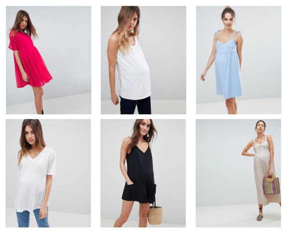 ASOS Maternity Clothing