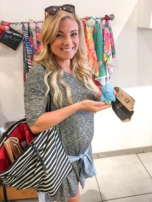 Charleston Babymoon Shopping