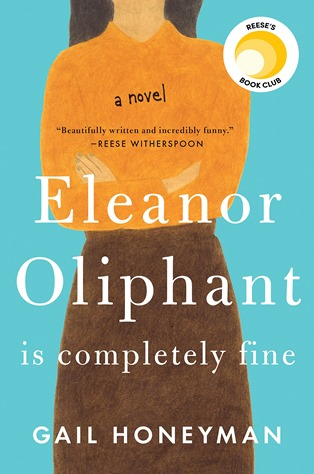 Eleanor Oliphant Book
