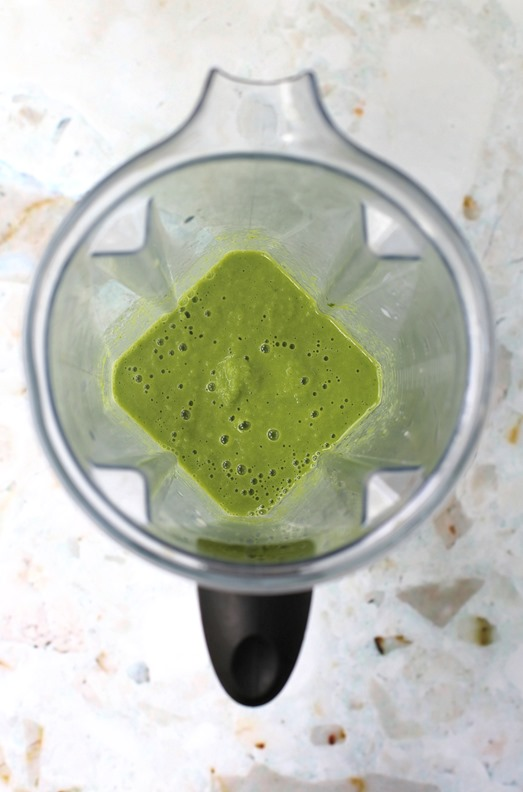 Green Smoothie without Protein Powder