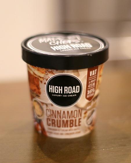 High Road Cinnamon Crumble