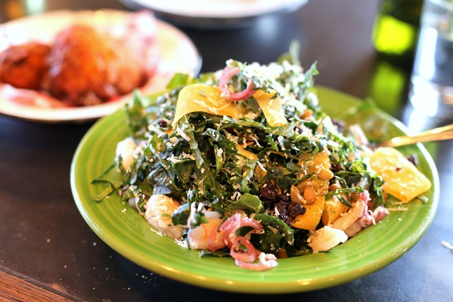 Leon's Kale Salad