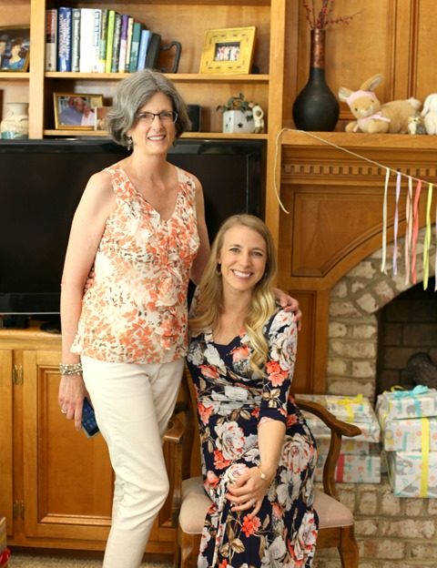 Leslie and Aunt Laurie