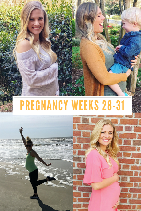 Pregnancy Weeks 28-31
