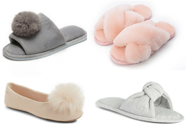 Spring and Summer Slippers