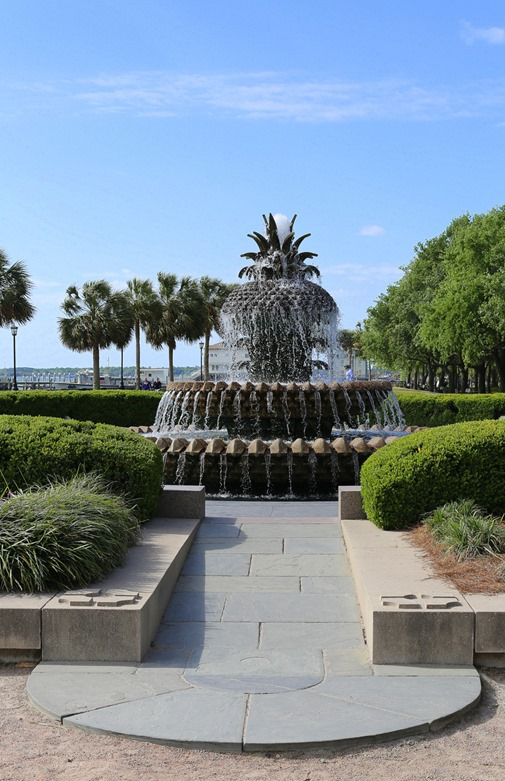 Waterfront Park Charleston