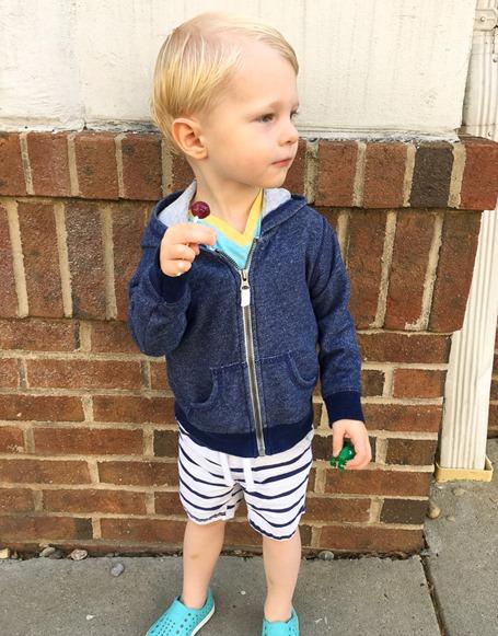 toddler haircut snip its
