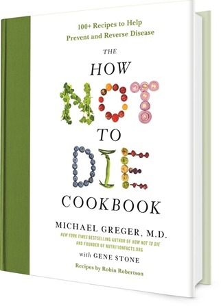 how not to die cookbook pic