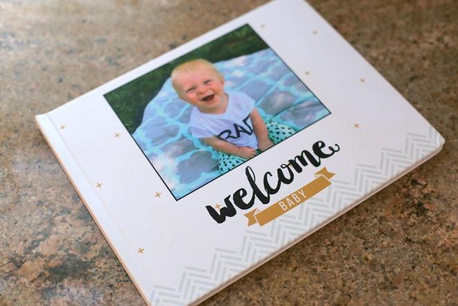 MixBook Baby Book